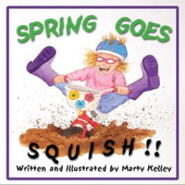 Spring Goes Squish