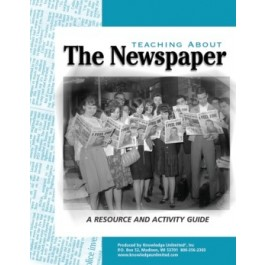 Teaching About the Newspaper