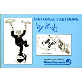 Editorial Cartoons By Kids 1989
