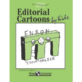 Editorial Cartoons By Kids; 2002