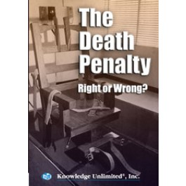 The Death Penalty: Right or Wrong?