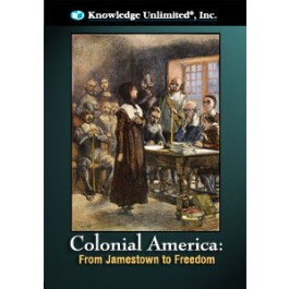 Colonial America: From Jamestown to Freedom