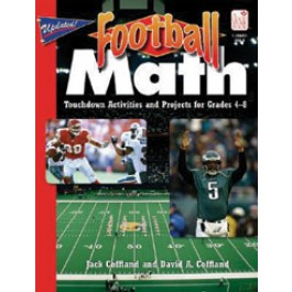 Football Math:Touchdown Activities and Projects