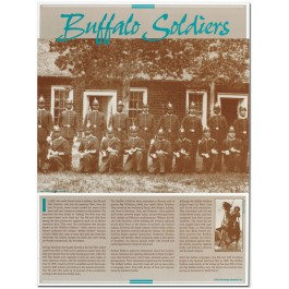 The Buffalo Soldiers poster