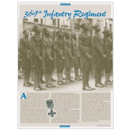 369th Infantry Regiment Poster