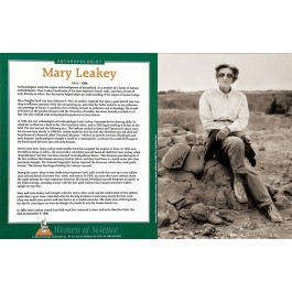 Women of Science - Mary Leakey