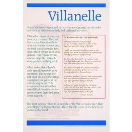 Poetry Forms - Villanelle