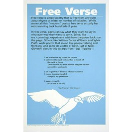 Poetry Forms - Free Verse