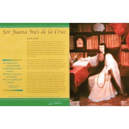 Latino Writers - Sor Juana Ines de la Cruz