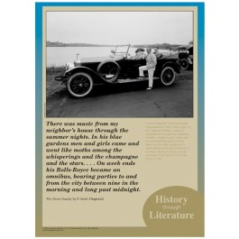 History through Literature - The Great Gatsby