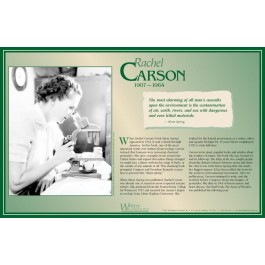 Writers Who Changed The World - Rachel Carson