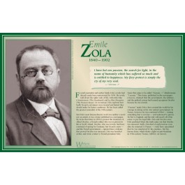 Writers Who Changed The World - Emile Zola