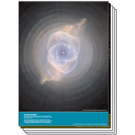 Art of the Hubble -poster set