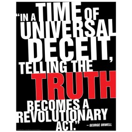 Truth - George Orwell