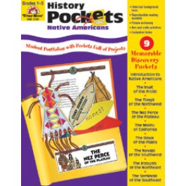 History Pockets-- Native Americans