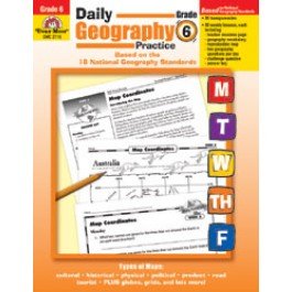 Daily Geography Practice- Grade 6+