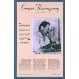 American Authors of the 20th Century - Ernest Hemingway