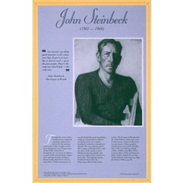 American Authors of the 20th Century - John Steinbeck