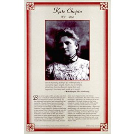 American Authors of the 19th Century - Kate Chopin
