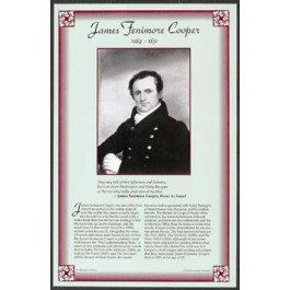 American Authors of the 19th Century - James Fenimore Cooper