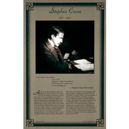 American Authors of the 19th Century - Stephen Crane