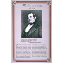 American Authors of the 19th Century - Washington Irving
