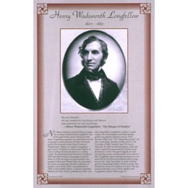 American Authors of the 19th Century - Henry Wadsworth Longfellow