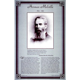 American Authors of the 19th Century - Herman Melville
