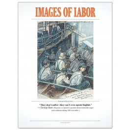 Images of Labor - George Baer poster