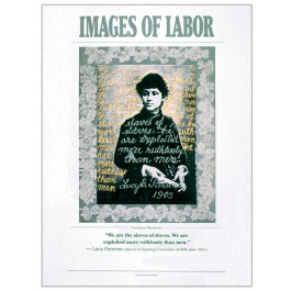 Images of Labor - Lucy Parsons poster