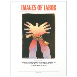 Images of Labor - Nicola Sacco poster