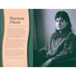 Contemporary Native Americans - Sherman Alexie