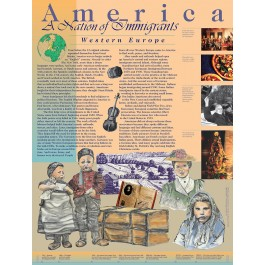 America: A Nation of Immigrants - Western Europe