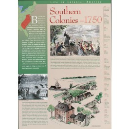 Colonial America - Southern Colonies