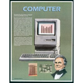 Computer - Inventions that Changed the World poster