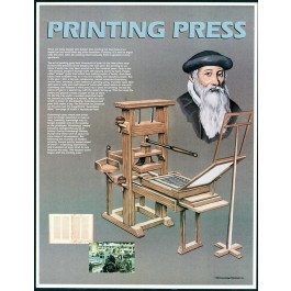 Inventions that Changed the World - Printing Press