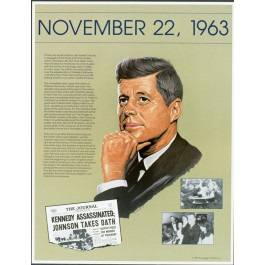 Kennedy Assassination - Ten Days that Shook the Nation poster