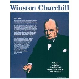 Heroes of the 20th Century - Winston Churchill