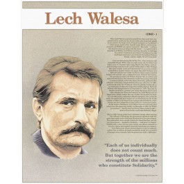 Heroes of the 20th Century - Lech Walesa