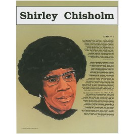 Great Black Americans - Shirley Chisholm