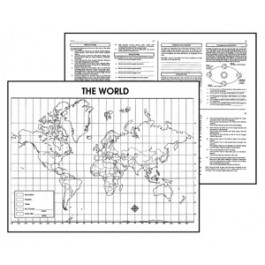 The World- Activity Posters