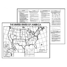 The United States- Activity Posters