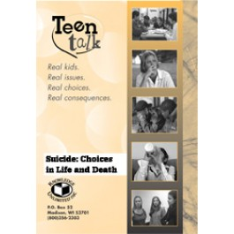 Suicide:Choices In Life And Death