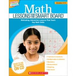 Math Lessons for the SMART Board
