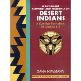 Native Americans Resource Library - Desert Indians