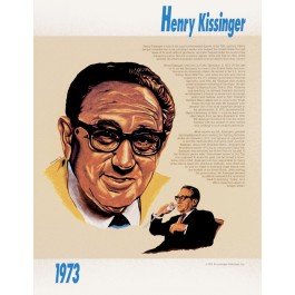 Nobel Peace Prize Winners - Henry Kissinger