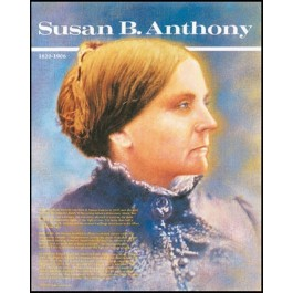 Susan B. Anthony - Great American Women poster