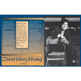 David Henry Hwang - Voices of Diversity poster