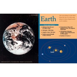 The Planets - Earth