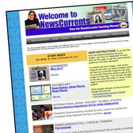 NewsCurrents Online (downloadable guide)
